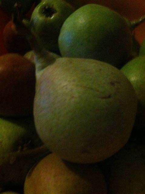 Cómo hacer la salsa de pera receta