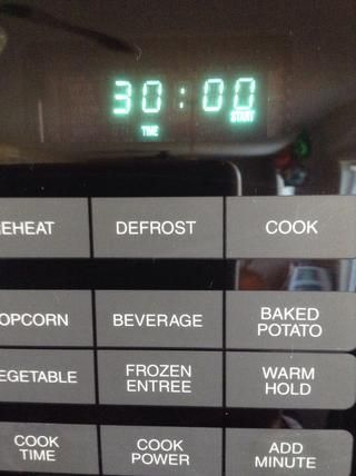 Refrigere durante 30-60 minutos.