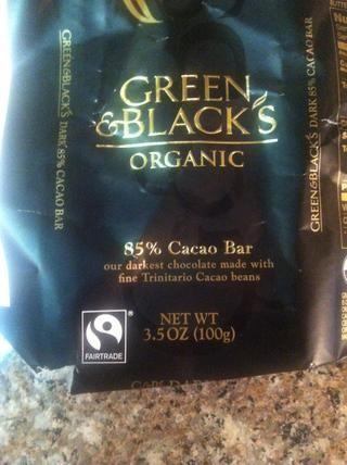 Usted puede comprar semillas de cacao, pero prefiero una buena barra de caramelo de edad.
