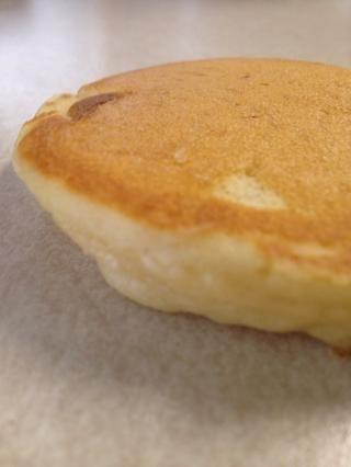 Y no es su perfección esponjoso, delicioso pancake!!!????????????????????????????????????????????????????????????????????????????????????????????????