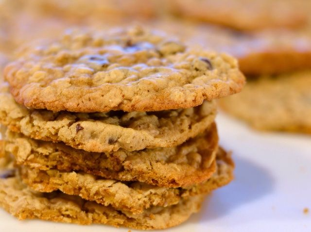 Cómo hacer Perfect Oatmeal chocolate Chip Cookies Receta