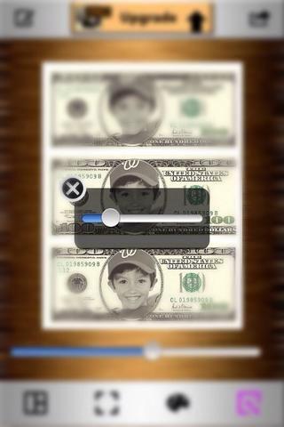 Deslice la barra hasta el final a la izquierda, por lo que sus dólares de llenar toda la página.