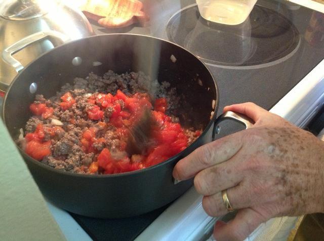 Agregue los tomates