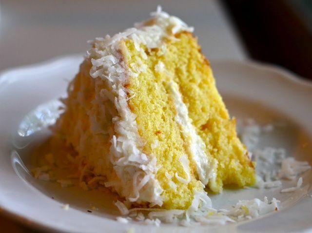 Cómo hacer Piña Colada receta de la torta