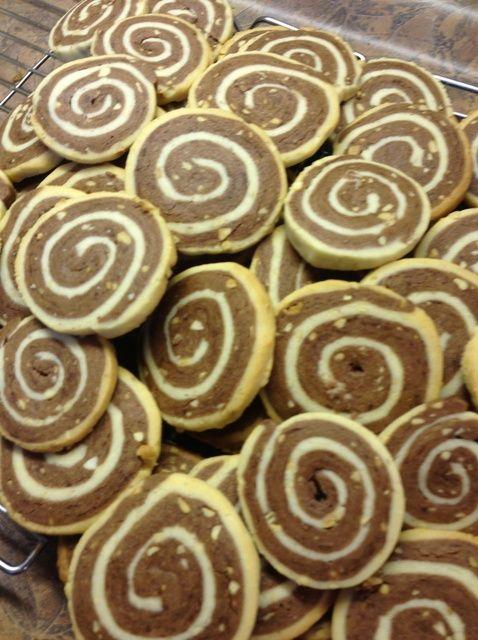 Cómo hacer Pinwheel cookies Perfectamente Receta