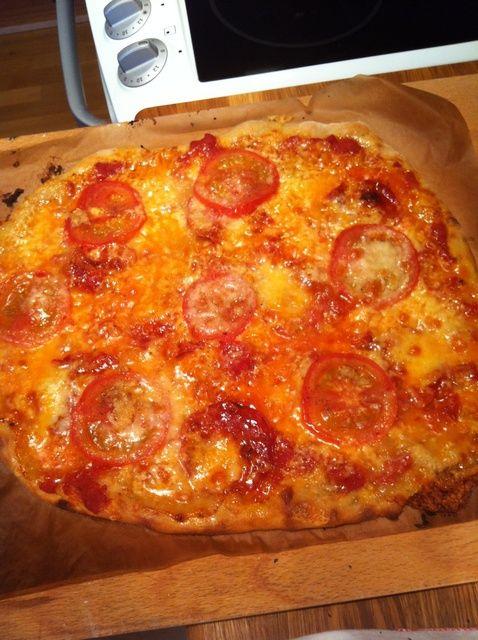 Cómo hacer pasta de la pizza Basado en masa fermentada (o levadura) Receta