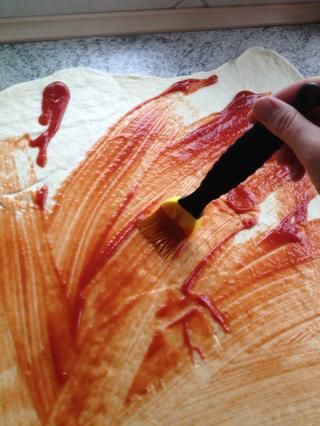 Mantequilla cabo el ketchup