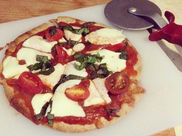 Cómo hacer pizza sin receta Horno