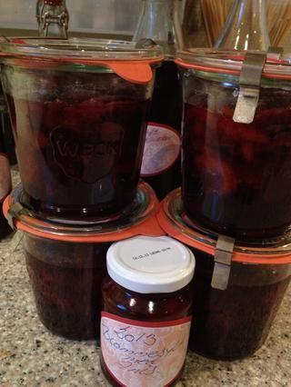 Siempre etiquetar sus conservas. Usted se olvidará de lo que's in the jars.