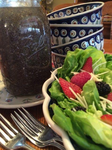 Cómo hacer que la semilla de amapola Salad Dressing Receta