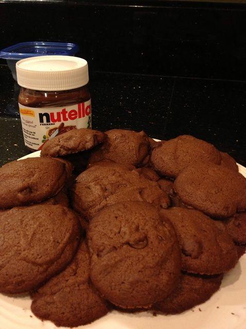 Cómo hacer Portland Nutella Galletas Receta