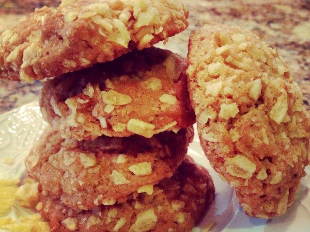 Cómo hacer Potato Chip Cookies Receta