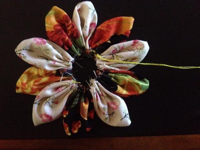 Usé 10 pétalos de esta flor.
