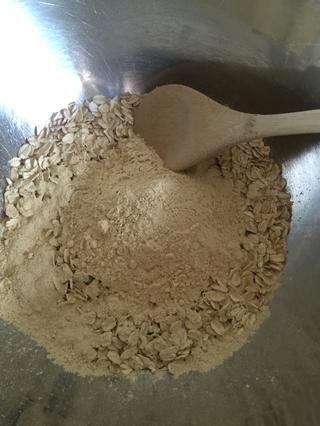 Añadir proteína en polvo (yo usé combustible 6)