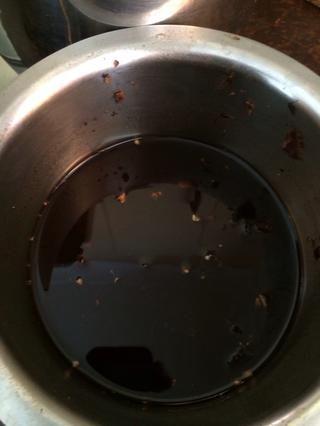 Mantenga el jugo de tamarindo tan grueso como sea posible