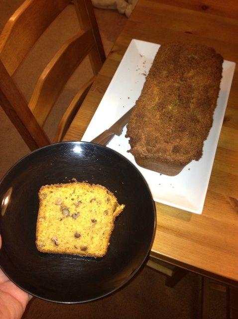 Cómo hacer pan de calabaza Receta