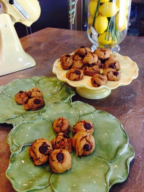 Cómo hacer calabaza chocolate Chip Cookies Receta