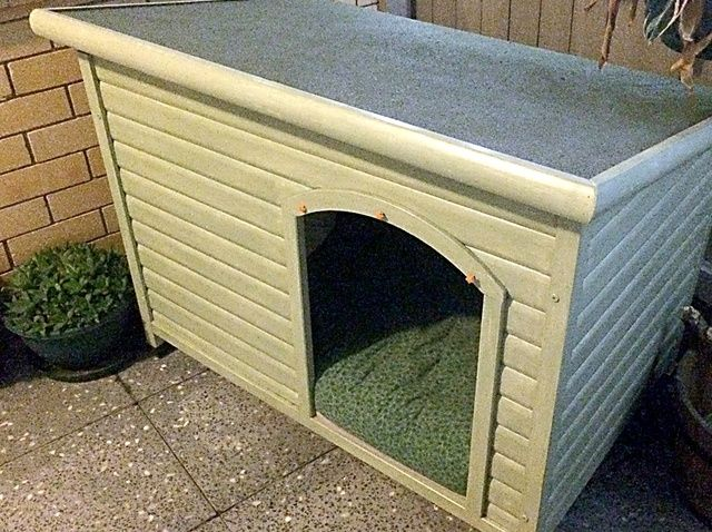 Cómo hacer Cachorro's Kennel Blend in With Your Home