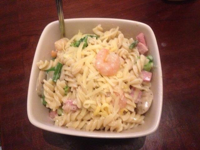 Mmmm aquí está mi cena para esta noche, espero que los chicos probar y disfrutar de ella