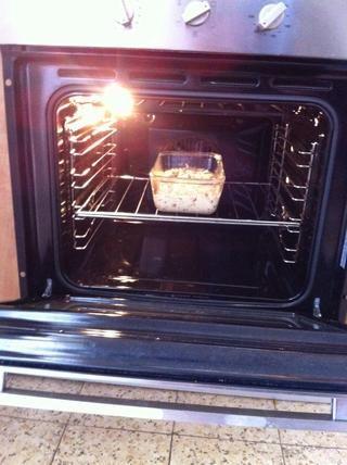 En el horno durante 50-60 minutos.
