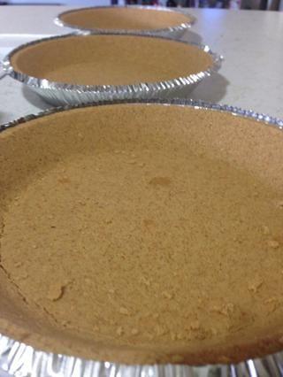 Esta cáscara la tarta que he usado. Usted es bienvenido a usar pastelería Fillo o masa de hojaldre también.