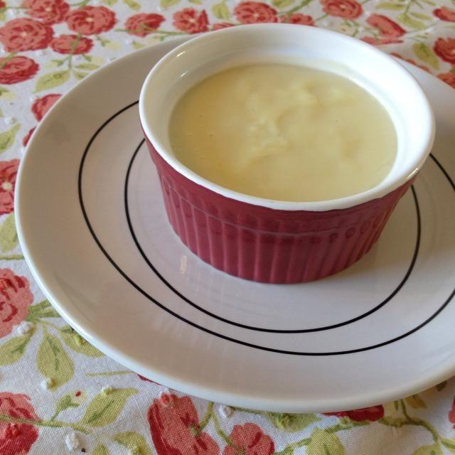 El pudding continuará para espesar medida que se enfría. Servir un poco caliente o poner en el refrigerador para enfriar y comer el pastel enfriado. ¿Ver? Rápido y fácil y tan delicioso! ¡Disfrutar!
