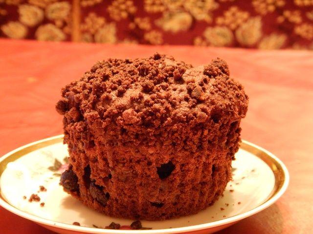 Cómo hacer Húmedos Muffins Crumb chocolate Rápido, Fácil y Receta