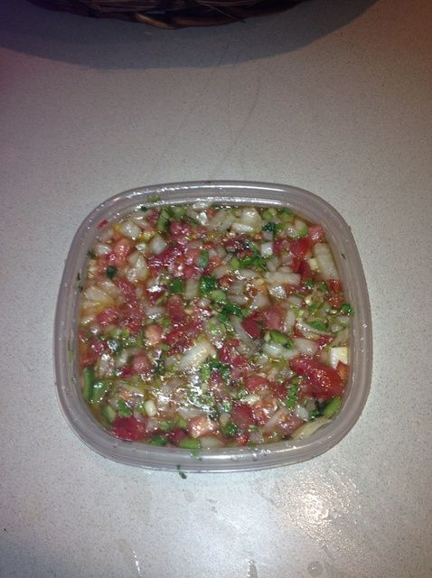 Cómo hacer Quick Salsa Ayri's Style Recipe