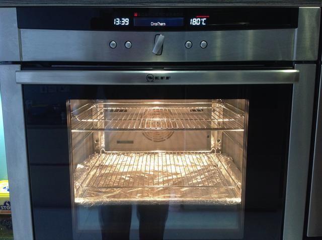 Precaliente el horno a 180c / 350F / Gas Marcos 4