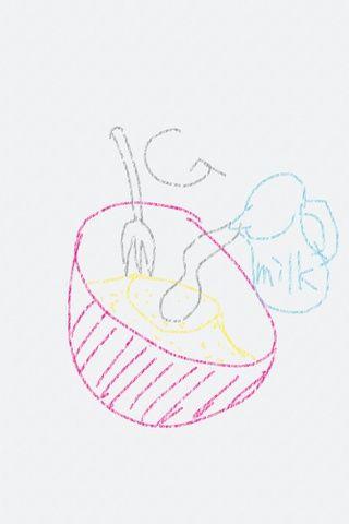 Haga un hueco en y se vierte en la leche. Use un tenedor para mezclar bien y luego mezclarlo con la mano a la ligera. Añadir poco más de leche si es demasiado seco y añadir poco más de harina si es demasiado húmedo. Pero recuerde agregar poco a poco.