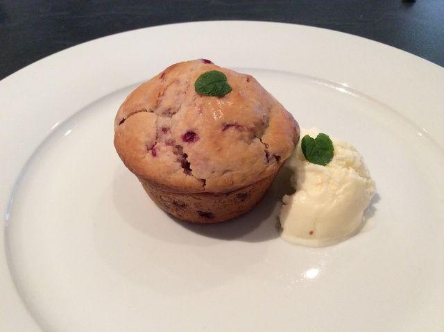 Cómo hacer frambuesa Muffins de chocolate Receta