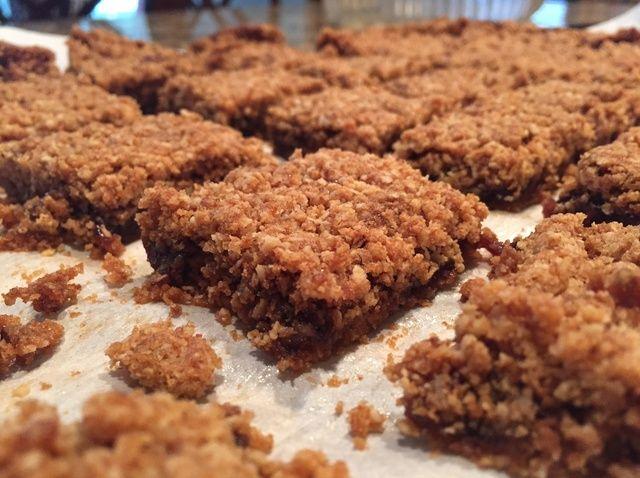 Cómo hacer barras de granola Raspberry (Sin Gluten) Receta