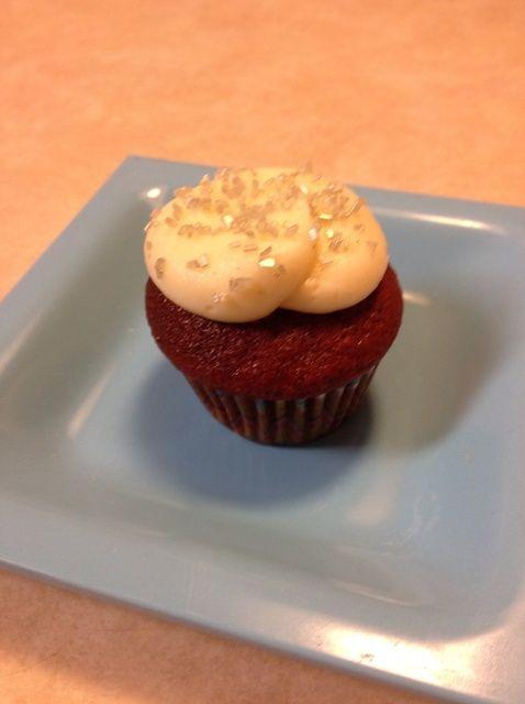 Cómo hacer Red Velvet Cupcakes Receta
