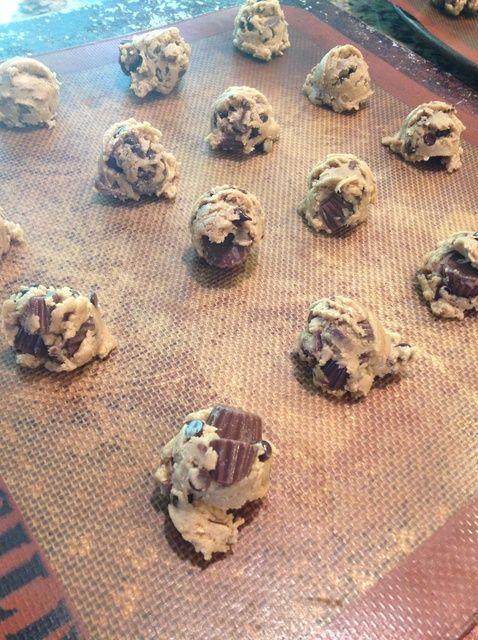 Cómo hacer Reeces Copa Receta de las galletas