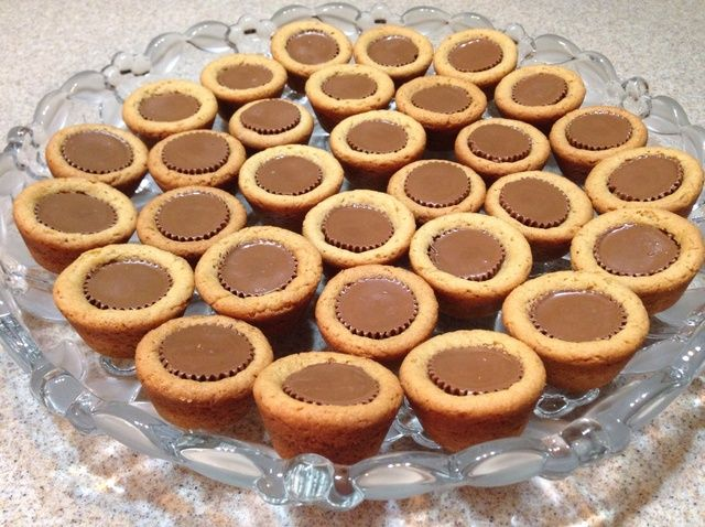 Cómo hacer Reese's Peanut Butter Cup Cookies Recipe
