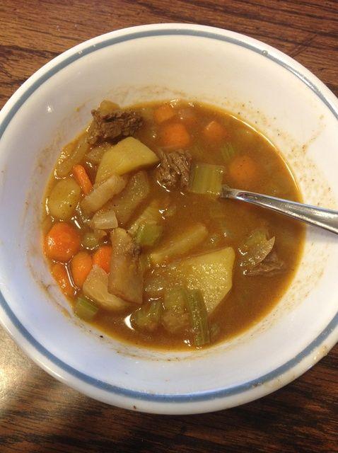 Cómo hacer Beef Stew rejuvenecedor Receta