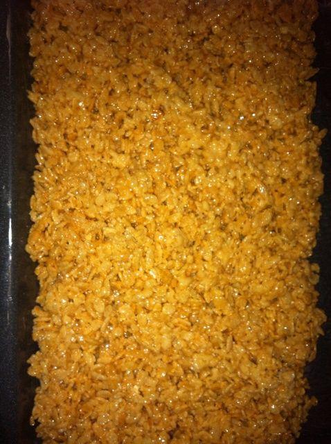 Cómo hacer Rice Krispies en 20 Receta Min