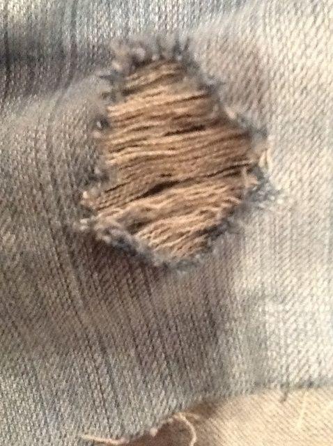 Cómo hacer Rips en Jeans