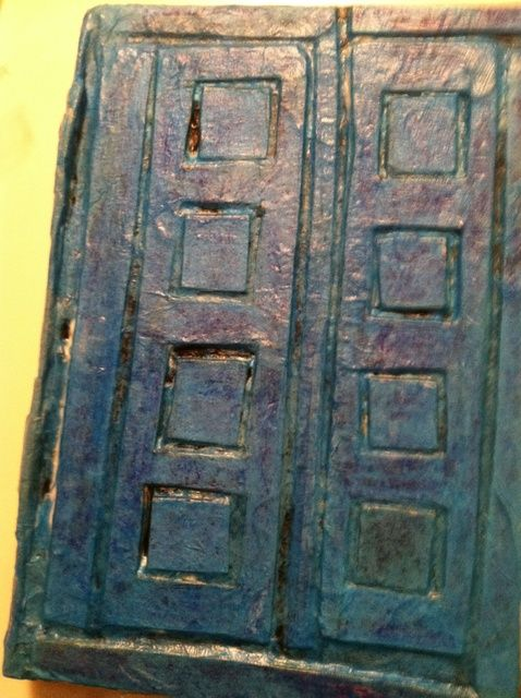 Cómo hacer River Song's Journal (Doctor Who)