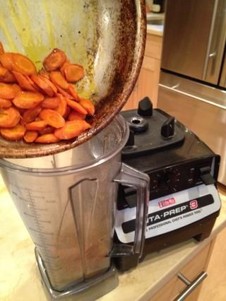 Agregar las zanahorias