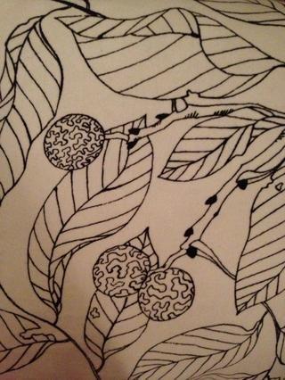 Inspírate en las líneas simples de la naturaleza.