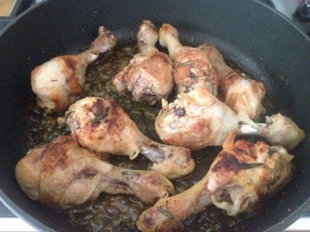 Cómo hacer pollo al romero #Healthyeating Receta