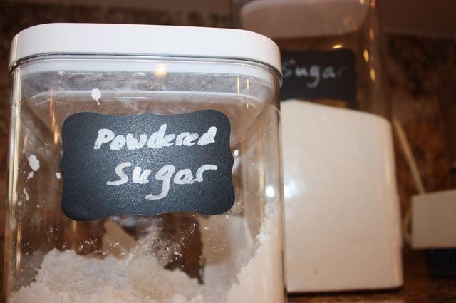 confiteros' and granulated sugar...
