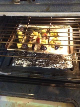 Y el pop en un horno de 375 ° F.