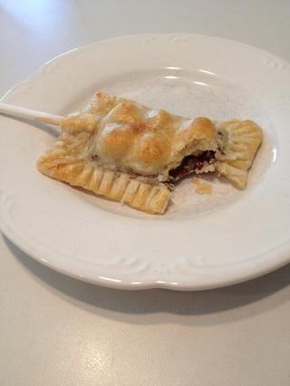Los malvaviscos se derretirán en el chocolate, pero dejar la forma de malvavisco en la corteza. ¡Comer y disfrutar!