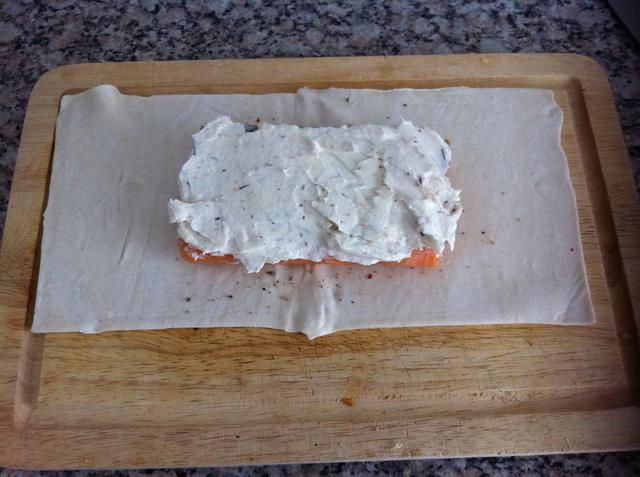 Y lotsss de hierbas crema de queso !