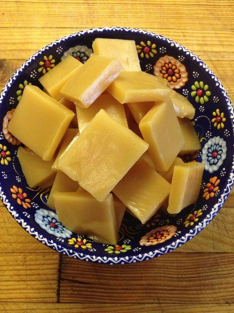 Cómo hacer mantequilla salada Fudge Receta