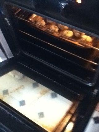 Póngalos en el horno