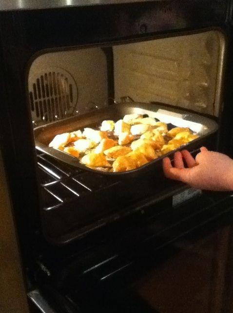 Cómo hacer pollo sazonado Bites Receta