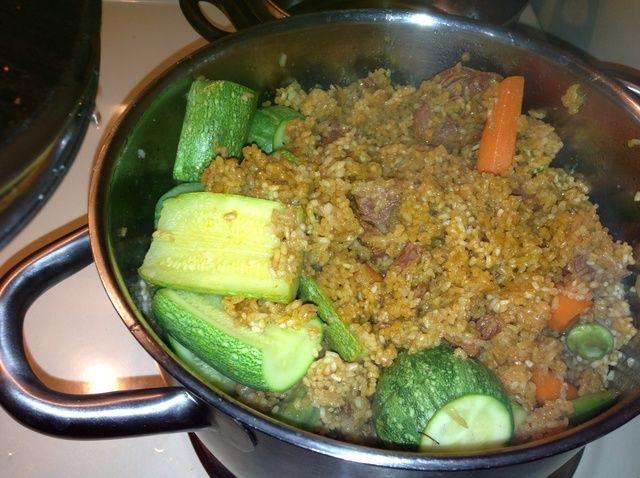 Cómo hacer senegalés arroz y pescado / Recetas carnes